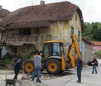 Pogledajte koji su lokalni putevi u općini Prozor-Rama u fazi pripreme, izgradnje i uređivanja