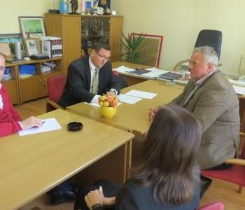 Ministar za pitanja branitelja Oliver Soldo posjetio općinu Prozor-Rama