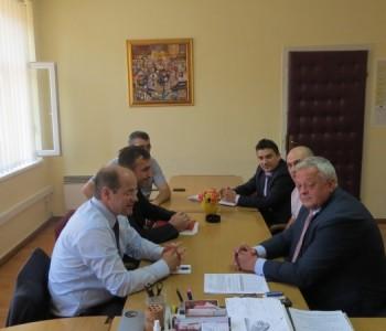 Ministar Adil Osmanović posjetio Općinu Prozor-Rama