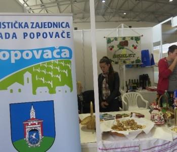 Nastavak suradnje: Turistička zajednica Grada Popovače sudjelovala na Sajmu u Prozoru