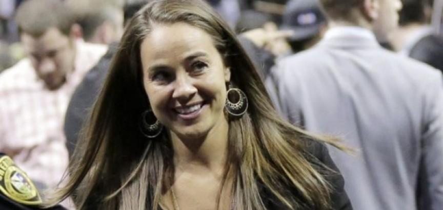 Ova je žena preko noći postala pravi hit NBA lige