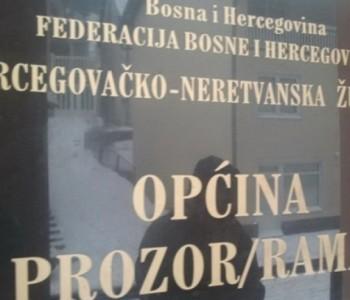 Općina Prozor-Rama: Odluka o izboru ponuditelja