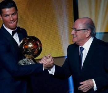 Ronaldu Zlatna lopta: Portugalac drugi put zaredom najbolji nogometaš svijeta!