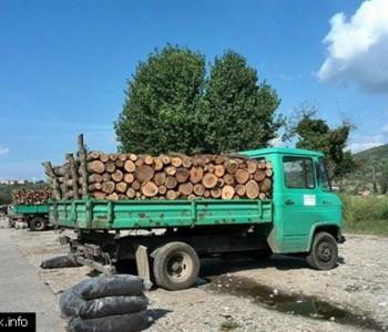 Cijena drva za ogrjev 70-80 KM; prodavači se žale na lošu sezonu