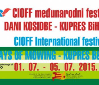 Dani kosidbe na Kupresu – Strljanica 2015.