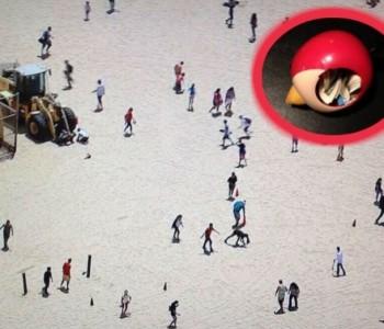 Milijunaš zakopao novac na plaži – izazvao kaos u gradu!