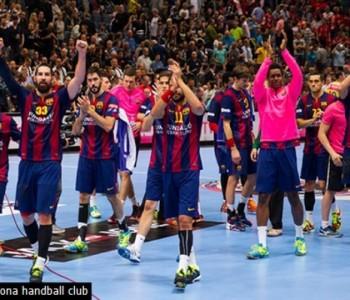 Rukometaši Barcelone osvojili Ligu prvaka