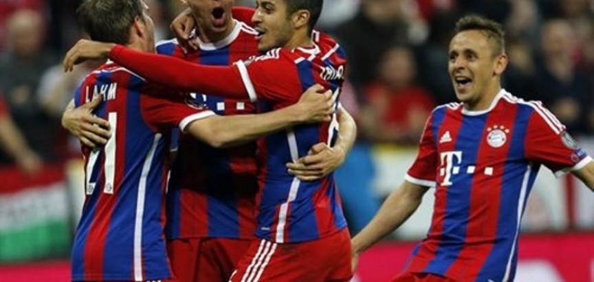 Furiozni Bayern deklasirao Porto, PSG bez šansi u Barceloni