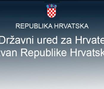 Objavljen Javni natječaj za financiranje programa i projekata od interesa za hrvatski narod u BiH