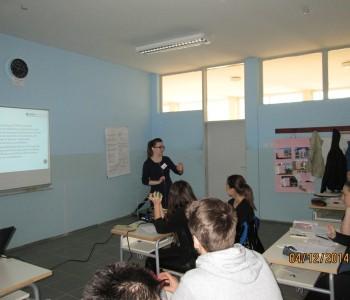 """Uspješno  završena implementacija aktivnosti """"Informiranje mladih o invaliditetu"""""""