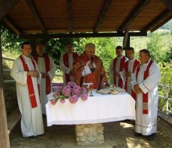 17. Hodočašće na grob svećenika mučenika fra Stjepana Barišića