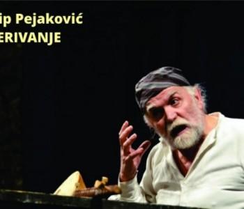 Najava: Josip Pejaković s monodramom  Ućerivanje u Domu kulture u Prozoru