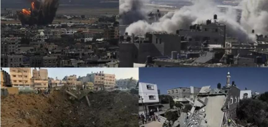 Izrael se povlači iz Gaze uoči prekida vatre