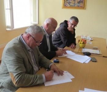Potpisan Ugovor za dovršetak radova izgradnje sustava vodoopskrbe naselja po obodu Ramskog jezera