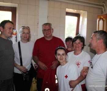 Crveni križ dostavio pomoć ugroženima u Općinu Domaljevac