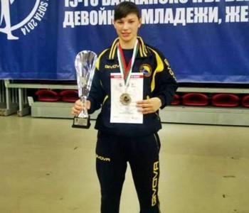 Delfina Tadić osvojila brončanu medalju na EP u Švicarskoj