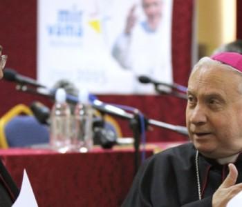 Papina propovijed na Koševu središnji dio posjeta BiH
