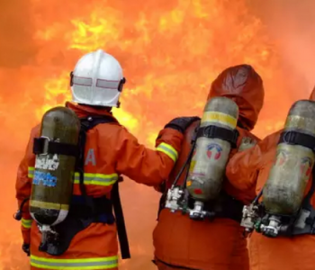 Split: Buknuo velik požar u barakama na Poljudu