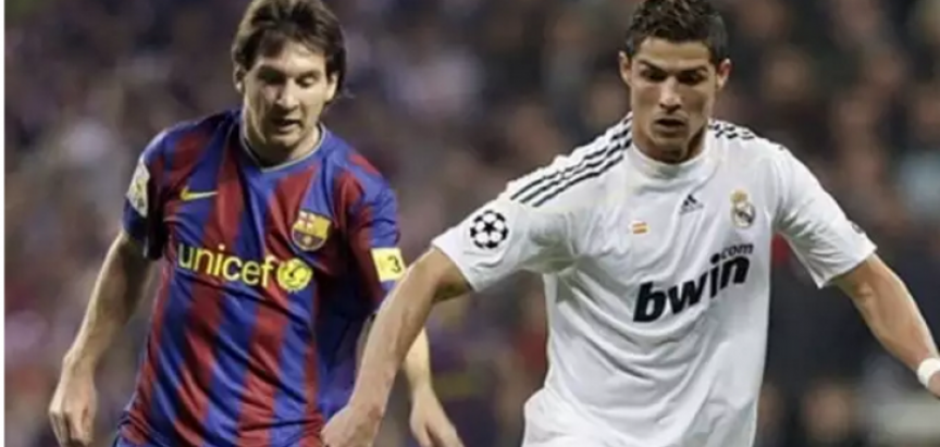Ronaldo dostigao Messija na vječnoj ljestvici