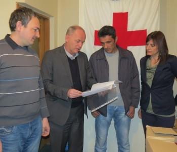 Zdravko Beljo uručio donaciju za liječenje Ajle Sefer