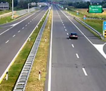 Na većini cestovnih pravaca promet se odvija bez zastoja i posebnih ograničenja