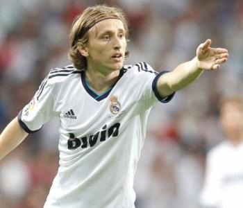 Luka Modrić se vraća na teren