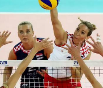 Hrvatske odbojkašice na Europskom prvenstvu srušile aktualne prvakinje Ruskinje