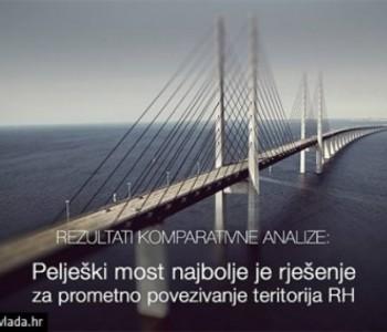 Europska komisija će finacirati izgradnju Pelješkog mosta