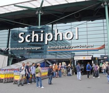 Amsterdam i okolica bez struje – otkazani svi letovi