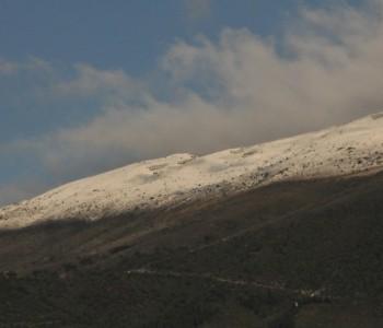 Na Pliševici pao snijeg