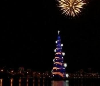 """Rio osvijetlio najveće božićno """"drvce"""" na svijetu"""