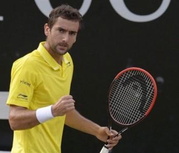 Marin Čilić uspješno krenuo u obranu naslova