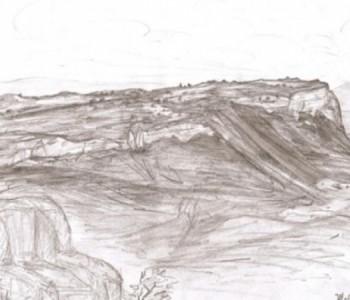 Matej Škarica: Skrivena Rama – Kraljeva stolica na Klečkoj stijeni