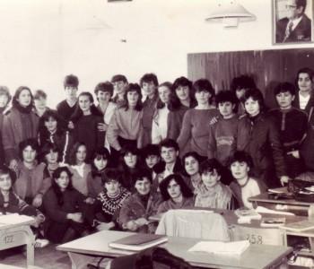 Generacija maturanata 1984./85. godine poziva na proslavu tridesete godišnjice mature