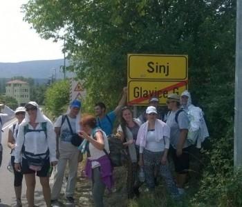 Ramski hodočasnici upravo stigli u Sinj
