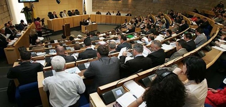 Imena zastupnika u Parlamentu Federacije BiH