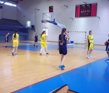 Odigrani prijateljski susreti košarkašica Rame i Posušja