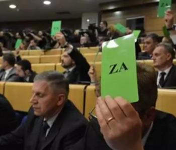 Imenovana nova Vlada Federacije BiH