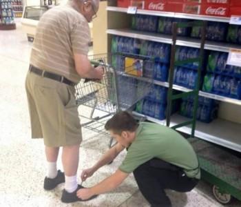 Jako je malo potrebno da pomogneš drugome, a ova fotka to dokazuje