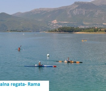 Najava: U subotu se održava II. tradicionalna svečana regata na Ramskom jezeru