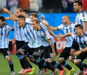 Argentini lutrija jedanaesteraca i finale s Njemačkom