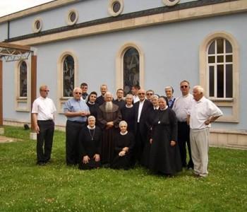 Jučer je obilježen Dan posvete crkve i susret duhovnih zvanja u župi Prozor