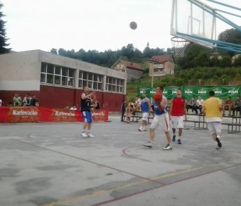Završen 13. Streetball Prozor Rama