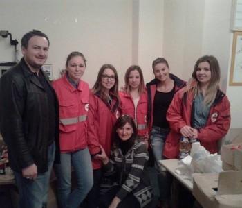 Humanitarna akcija Crvenog križa i općine Prozor-Rama: Podijelimo radost Uskrsa