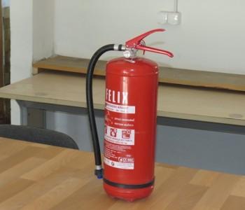 Od idućeg tjedna servisiranje vatrogasnih aparata vršit će se u Prozoru
