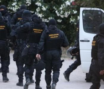 U velikoj akciji uhićeno 10 policajaca