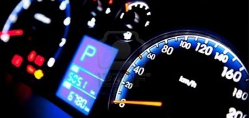 Ideja: Oduzeti automobil zbog prekoračenja brzine