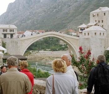 Sve više turista posjećuje Bosnu i Hercegovinu