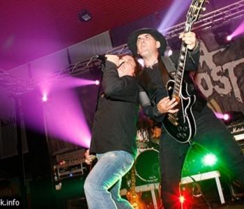 Koncert Opće opasnosti u Posušju prava rock veselica