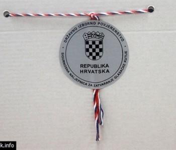 Državljani Hrvatske u BiH u nedjelju glasuju u drugom krugu izbora za predsjednika RH